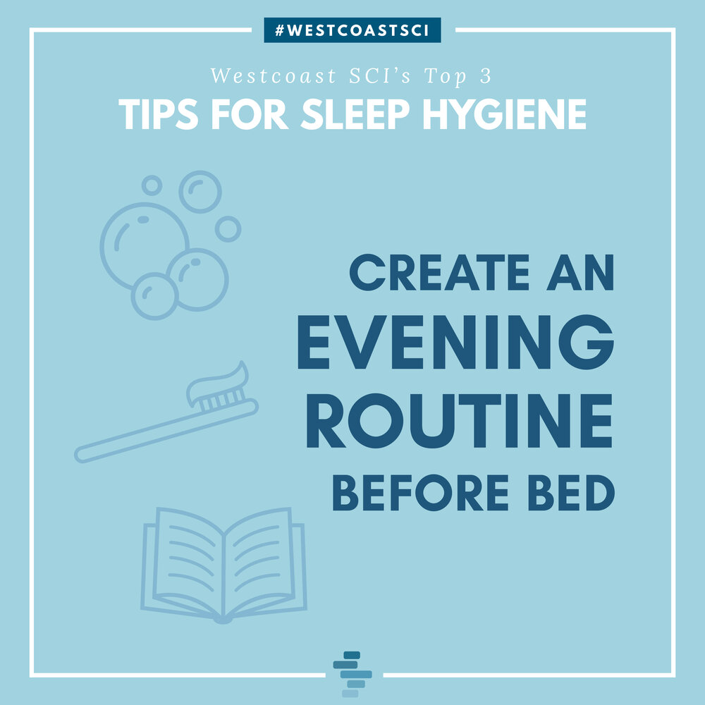 Create an Evening Routine Before Bed