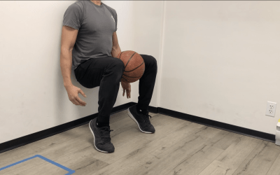3 Wall Squat Variations you can do at Home