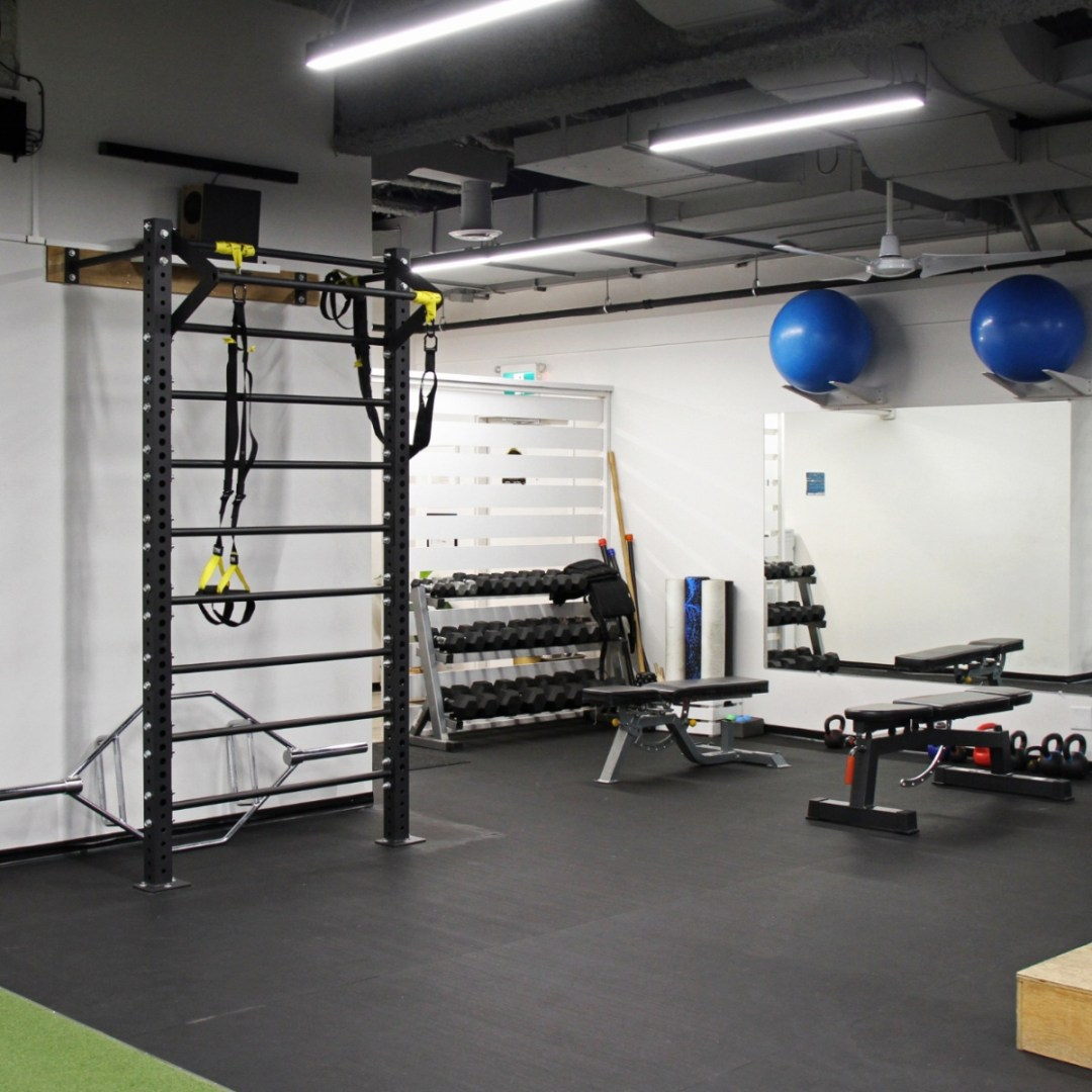 gym space at westcoast sci