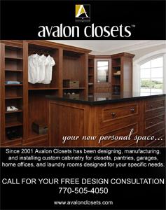 Avalon Closets Qtr 2