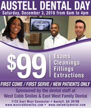 Austell Dentist Dental Day