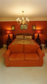 Balcony Room Double Bed