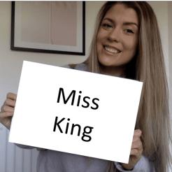 Miss King