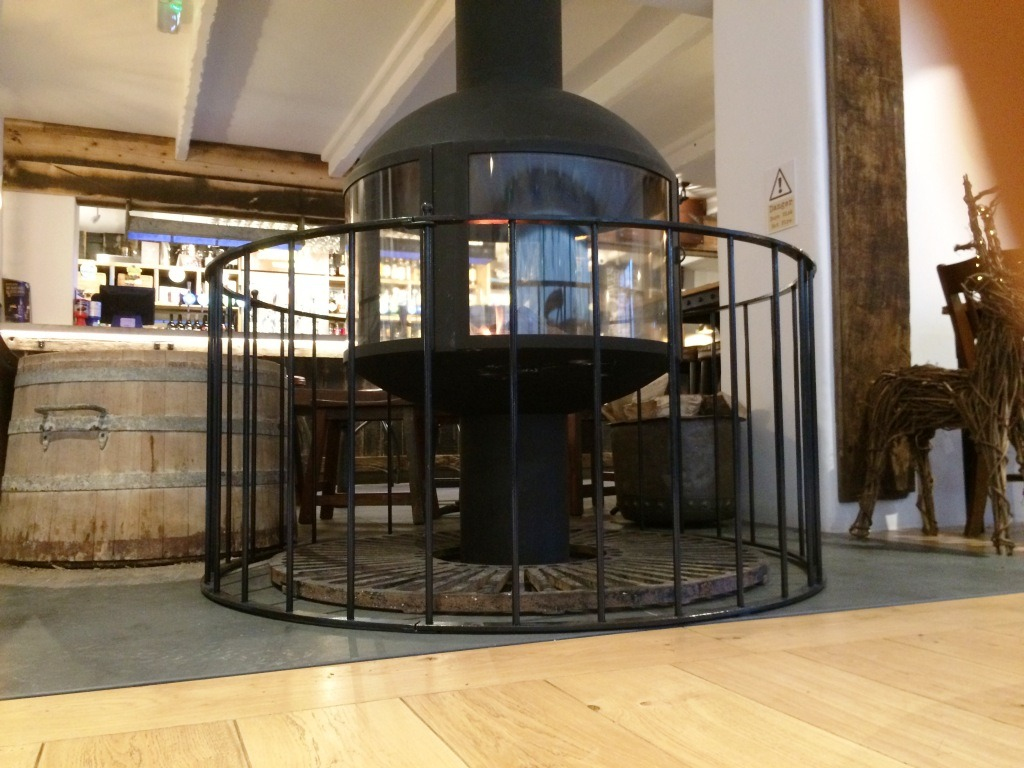Fireside accessories by West Country Blacksmiths