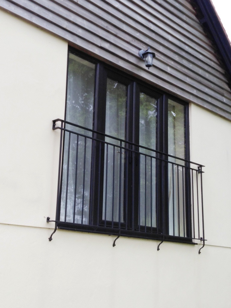 Juliet Balcony by West Country Blacksmiths