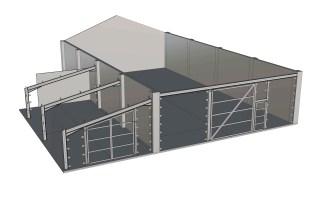 Exmoor barn extension design