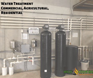 Water Treatment Commercial, Agricultural, Residential