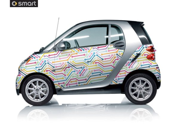 smart_car_vinyl_1st_edition_by_robcis-d3j8w1c