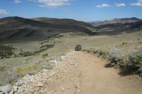 California-Nevada Border • WCXC