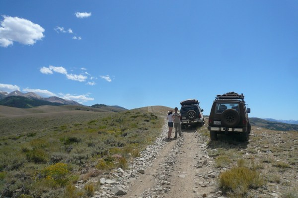 Overlanding in the Land of Twain • WCXC