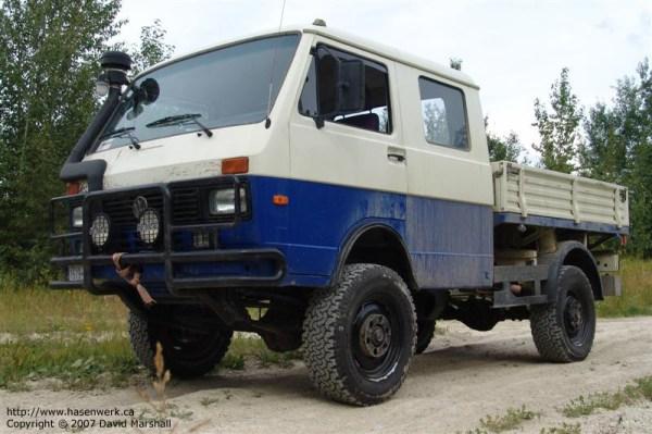 VW LT 4x4 • WCXC