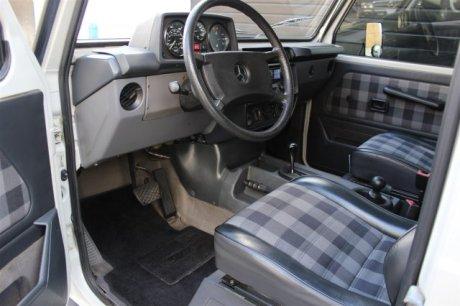 1986 Mercedes-Benz 280 GE • WCXC