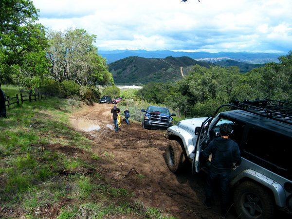 Hollister Hills • WCXC