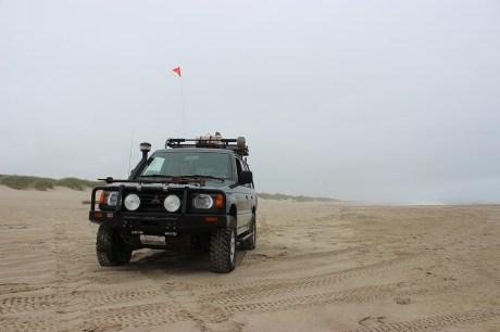 Oregon Dunes, WCXC