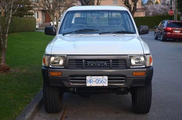 Toyota Hilux Quadcab Diesel, West County Explorers Club