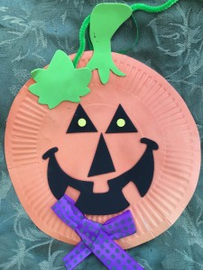 Pumpkin Decoration, Hawaiian Style