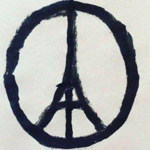 Peace for Paris - Jean Jullien