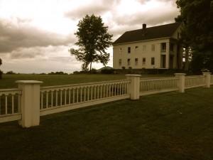 """Good fences make good neighbors"" - Robert Frost"