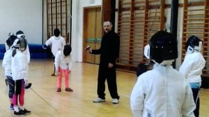 Update on sports fencing classes – Summer 2018