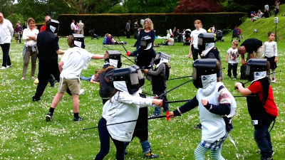 Gallery:  Dartington Community Day 2014