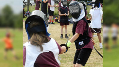 Multi-skills fiesta but no siesta for primary pupils