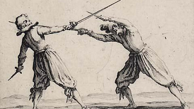 """How is modern fencing different from the """"real thing""""?"""