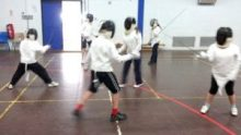 OCRA Holiday activities - Fencing and archery