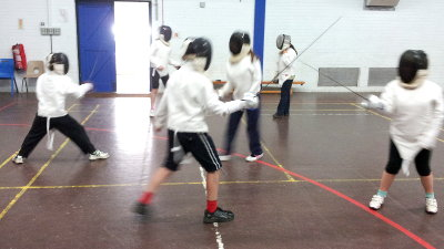 Fencing and Archery Day - Friday 4th August