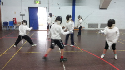 When can I start fencing?
