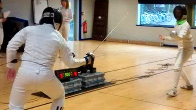 Southern Region fencing - Reading