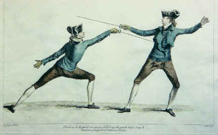 How did fencing originate? (An Incomplete History)