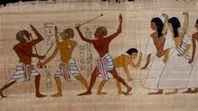 Fencing in the Ancient World
