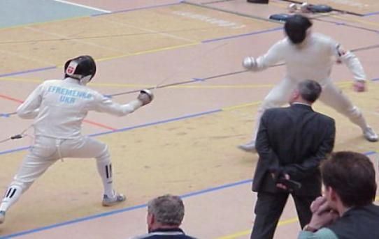 Fencing: the modern sport (An Incomplete History)