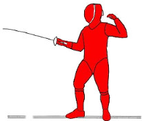 epee target areas