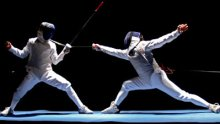 Fencers (c) Sylvain Sechet, Creative Commons