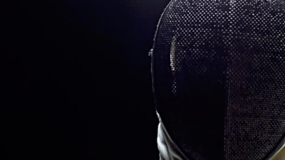 Fencing mask cropped