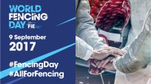 FIE World Fencing Day 2017