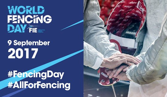"""""""Solidarity"""" the theme of World Fencing Day"""
