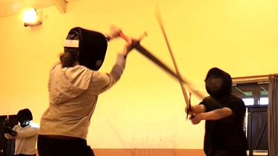 NEW! Historical swordplay class, 7 September 2017