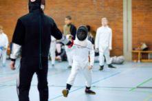 Junior Fencing