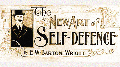 Bartitsu and the 'New Art of Self Defence'