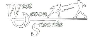 West Devon Swords logo