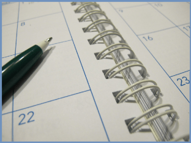 Create your blogging editoral calendar with a system that works for you.