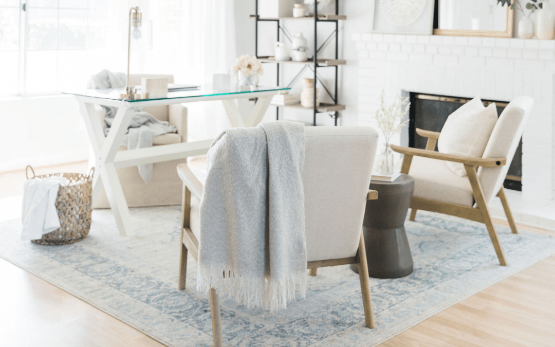 Area Rugs – What Size is the Right Size for Your Space?