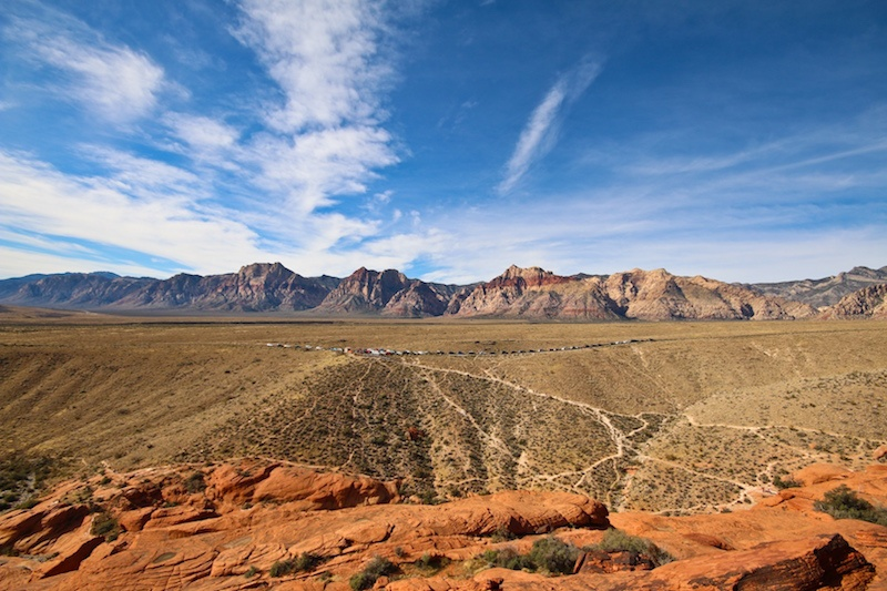 West-Emerald-Red Rock-Nevada