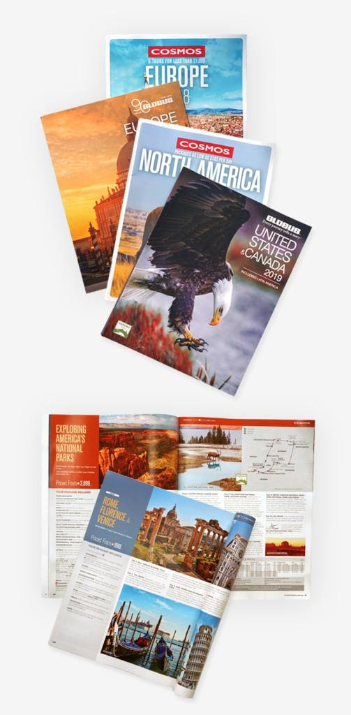 Magazines & Catalogues
