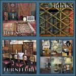 rugs books furniture lighting