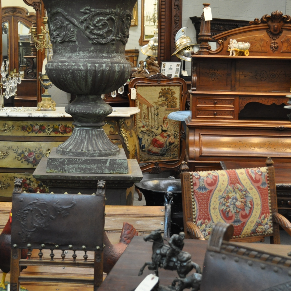 Old Mill Antique Mall Home: West End Antiques Mall, Richmond, VA