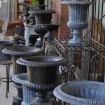 iron urns