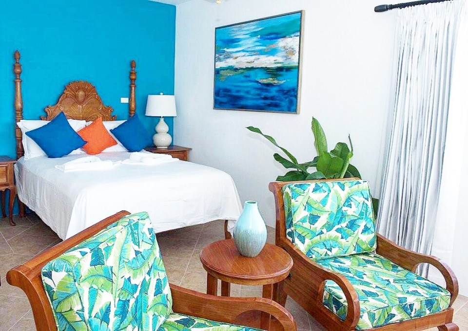Oceanside Honeymoon Suite